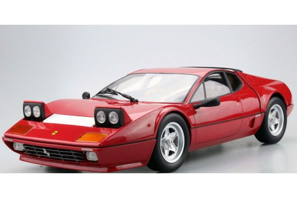 TOPMARQUES 1/12scale 512 BBi (Red)  [No.TOP12-09A]