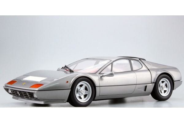 TOPMARQUES 1/12scale 512 BBi (Gray)  [No.TOP12-09C]