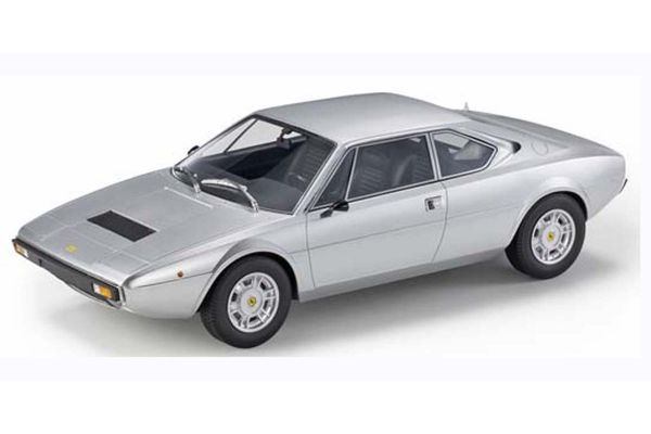 TOPMARQUES 1/12scale 308 GT4 (Dino) Silver  [No.TOP12-27C]