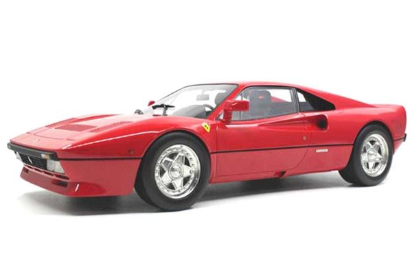 TOPMARQUES 1/12scale 288 GTO Red  [No.TOP12-31A]