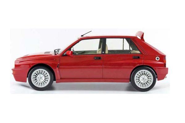 TOPMARQUES 1/43scale Lancia Delta Integrale Evoluzione (Red)  [No.TOP43001A]