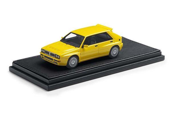 TOPMARQUES 1/43scale Lancia Delta Integrale Evoluzione (Yellow)  [No.TOP43001B]
