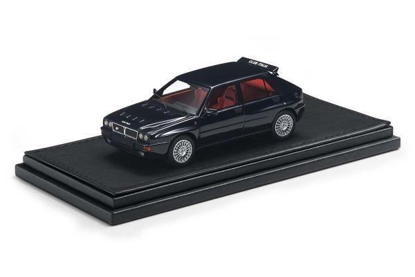 TOPMARQUES 1/43scale Lancia Delta Integrale Evoluzione (Club Italy: Black)  [No.TOP43001E]