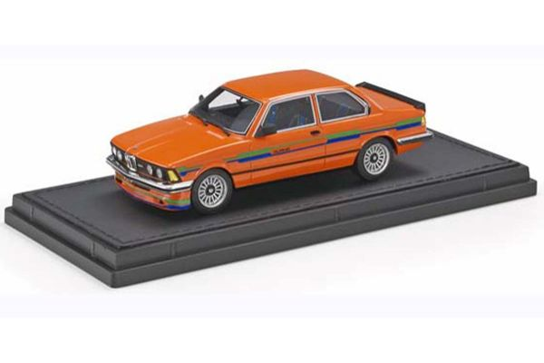 TOPMARQUES 1/43scale BMW 323 Alpina orange  [No.TOP43005B]