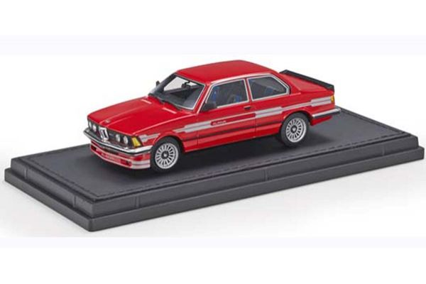 TOPMARQUES 1/43scale BMW 323 Alpina red  [No.TOP43005D]
