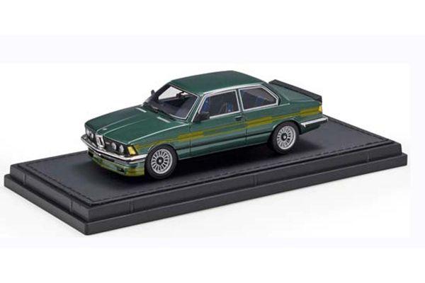 TOPMARQUES 1/43scale BMW 323 Alpina green  [No.TOP43005E]