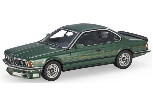 TOPMARQUES 1/43scale BMW Alpina B7 Green  [No.TOP43007B]