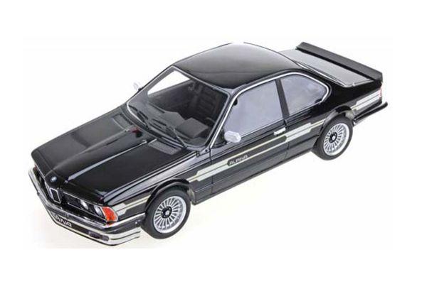 TOPMARQUES 1/43scale BMW Alpina B7 Black  [No.TOP43007C]