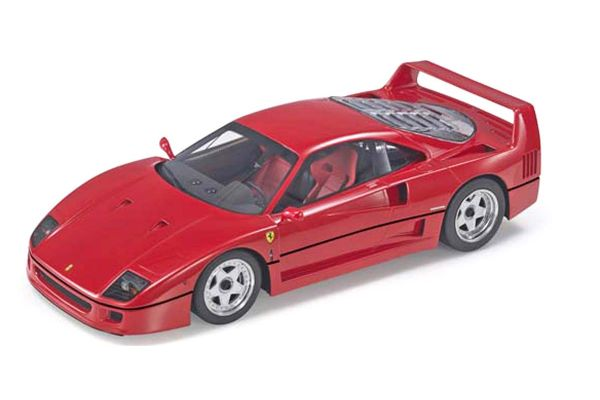TOPMARQUES 1/43scale F40 Red  [No.TOP43011A]