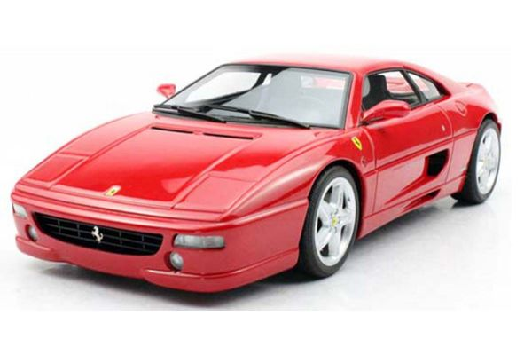 TOPMARQUES 1/43scale F355 Berlinetta Red  [No.TOP43012A]