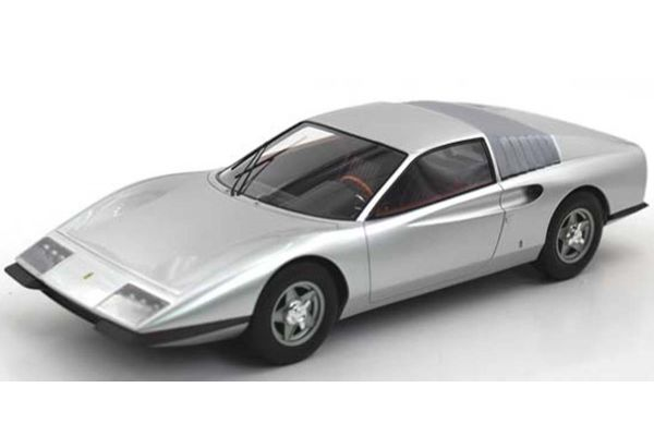 TOPMARQUES 1/43scale P6 Prototype Silver  [No.TOP43015B]