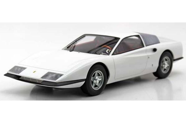 TOPMARQUES 1/43scale P6 Prototype White  [No.TOP43015C]