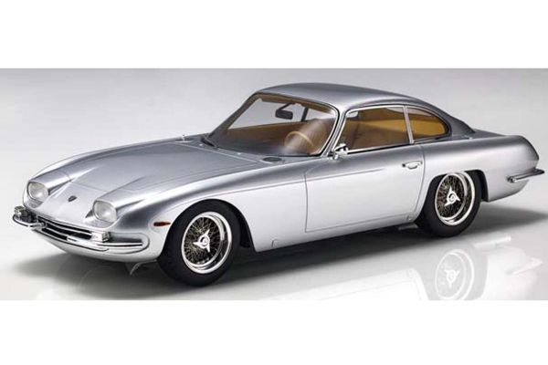 TOPMARQUES 1/43scale LAMBORGHINI 350GT Silver  [No.TOP43017A]