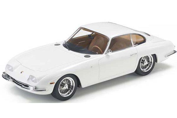 TOPMARQUES 1/43scale LAMBORGHINI 350GT White  [No.TOP43017F]