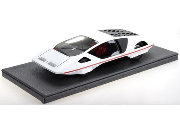 TOPMARQUES 1/43scale Pininfarina Modulo White  [No.TOP43018A]