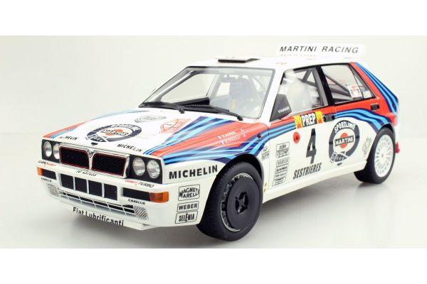 TOPMARQUES 1/18scale Lancia Delta Monte Carlo Winner 1992 No.4 Didier AURIOL   [No.TOP66A]