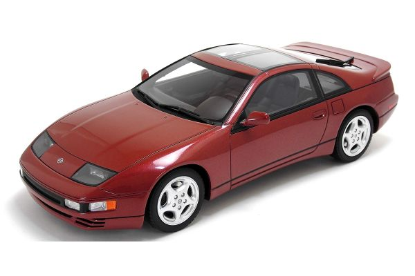 TOPMARQUES 1/18scale NISSAN 300 ZX Red  [No.TOPLS018A]