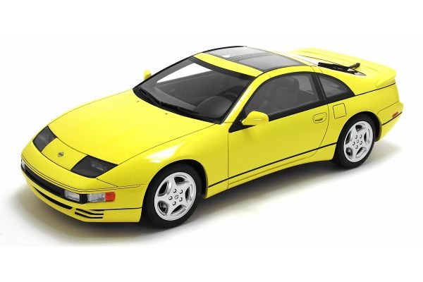 TOPMARQUES 1/18scale NISSAN 300 ZX Yellow  [No.TOPLS018B]