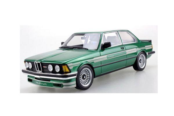 TOPMARQUES 1/18scale BMW 323 Alpina (Green)  [No.TOPLS020D]