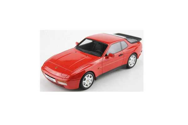 TOPMARQUES 1/18scale Porsche 944 Turbo S 1991 Red  [No.TOPLS023A]