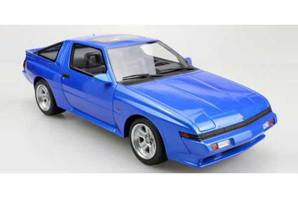 TOPMARQUES 1/18scale Mitsubishi Stallion (Blue)  [No.TOPLS033B]
