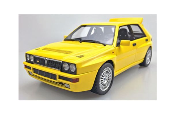 TOPMARQUES 1/18scale Lancia Delta Integrale  Evolution 1994 (Giala Yellow)  [No.TOPLS034A]