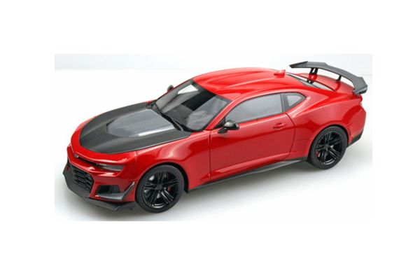 TOPMARQUES 1/18scale Camaro ZL1 1LE Hennessy HPE 850 (red/black)  [No.TOPLS039B]