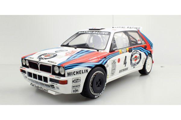TOPMARQUES 1/12scale  Lancia Delta HF Integrale Evolution No.4 Winner Rally Monte Carlo 1992  [No.TOPR12-01A]