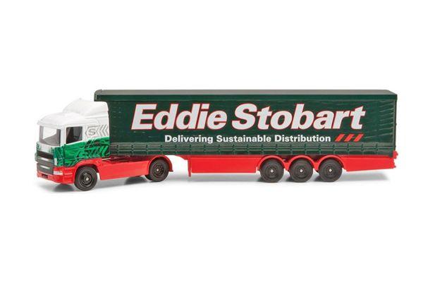 CORGI 1/64scale Eddie Stobart Curtainside Truck  [No.CGTY86646]