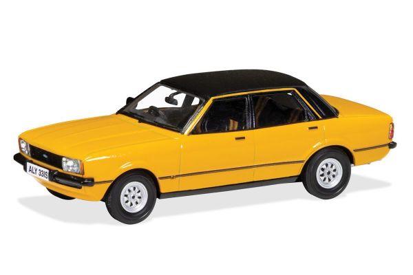 CORGI 1/43scale Ford Cortina Mk4 2.3S Signal Amber (Amber)  [No.CGVA11914]