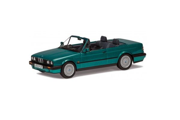 CORGI 1/43scale BMW 318i (E30) Convertible Neon Green  [No.CGVA13702]