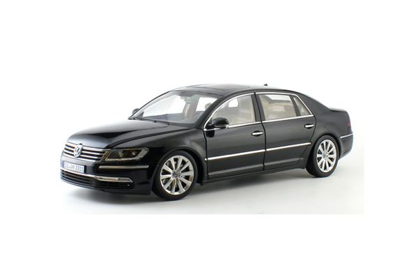 WELLY 1/18scale Volkswagen PHAETON BLACK [No.WE11004BK]
