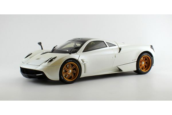 WELLY 1/18scale PAGANI HUAYRA WHITE [No.WE11007W]