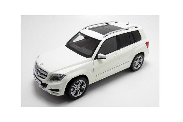 WELLY 1/24scale Mercedes-Benz GLK GTA WHITE [No.WE11008W]