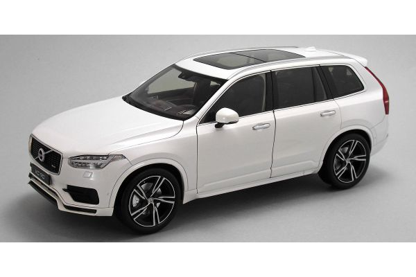 WELLY 1/18scale Volvo XC90 2015  white  GTA  [No.WE11009W]