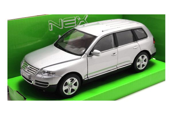 WELLY 1/24scale VW TOUAREG SILVER [No.WE22452S]