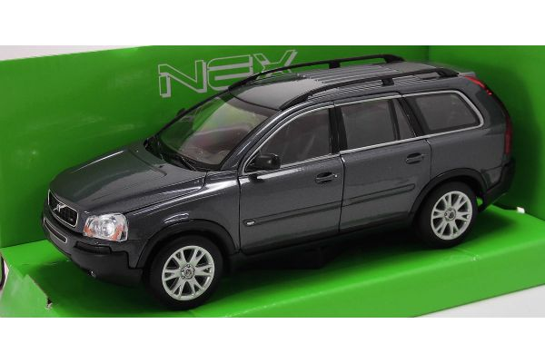 WELLY 1/24scale Volvo XC90 (GRAPHITE Gray)  [No.WE22460G]