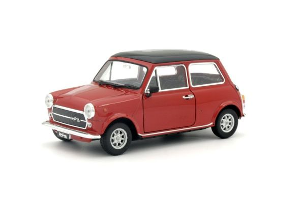 WELLY 1/24scale Mini Cooper 1300 Red  [No.WE22496R]