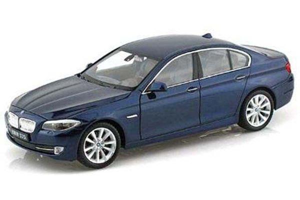 WELLY 1/24scale BMW  535I (Blue)  [No.WE24026BL]