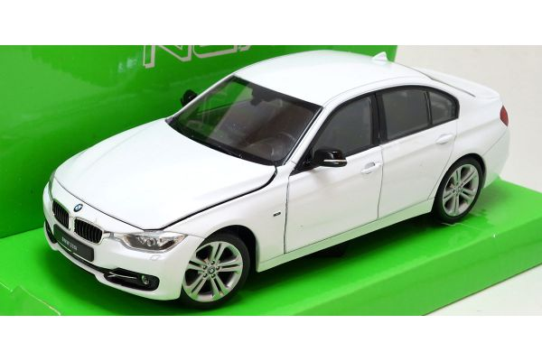 WELLY 1/24scale BMW 335I WHITE [No.WE24039W]