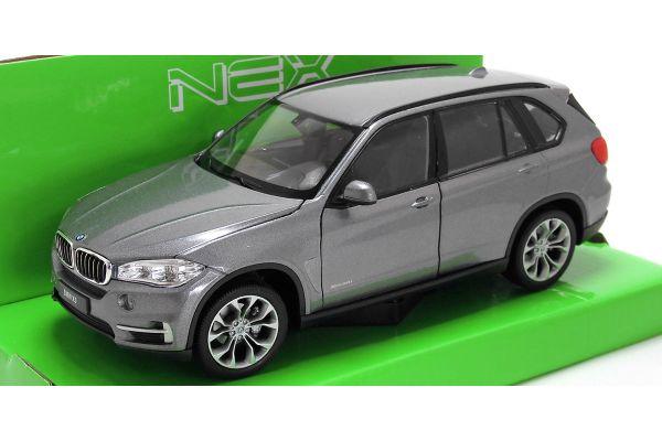 WELLY 1/24scale BMW X5 Gray [No.WE24052GR]