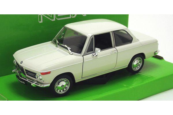 WELLY 1/24scale BMW 2002TI Cream [No.WE24053CR]