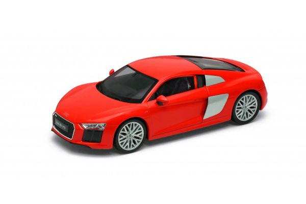 WELLY 1/24scale AUDI R8 V10 Red  [No.WE24065R]