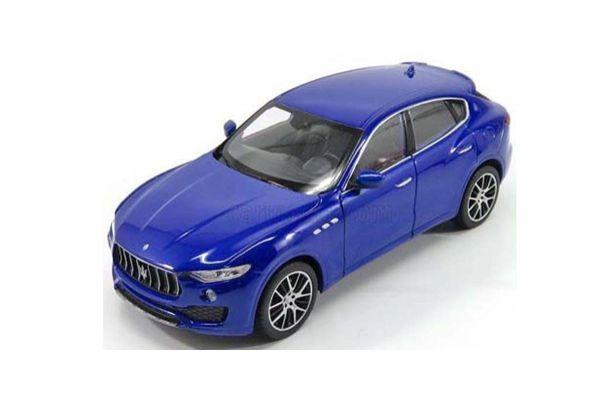 WELLY 1/24scale Maserati Levante (MT Blue)  [No.WE24078BL]