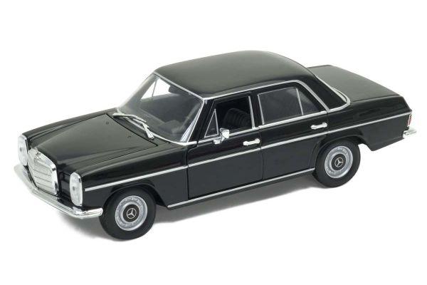 WELLY 1/24scale Mercedes Benz 220 (Black)  [No.WE24091BK]