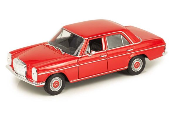 WELLY 1/24scale Mercedes Benz 220 (Red)  [No.WE24091R]