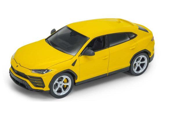 WELLY 1/24scale Lamborghini Urus Yellow  [No.WE24094Y]
