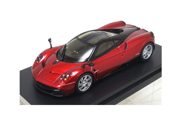 WELLY 1/43scale PAGANI HUAYRA RED [No.WE41011R]