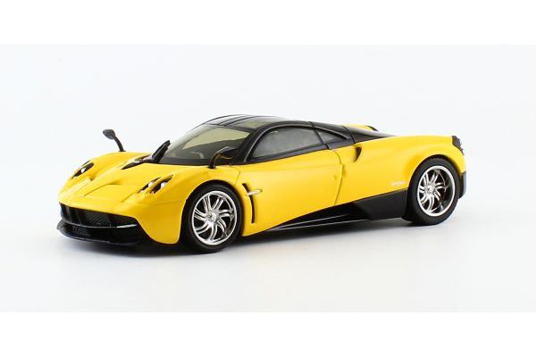 WELLY 1/43scale PAGANI HUAYRA YELLOW [No.WE41011Y]