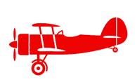 AIR PLANE / 飛行機